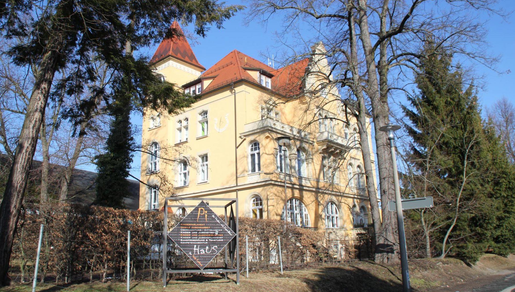Das Kinder - und Jugendzentrum der Stadt Freiberg